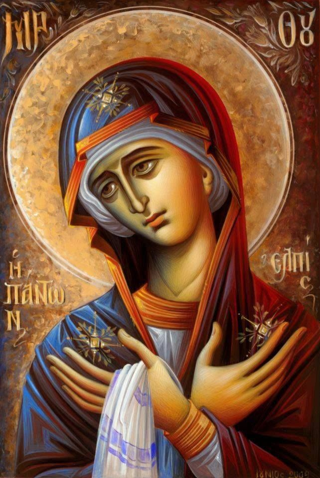 More icons: http://whispersofanimmortalist.blogspot.com/2015/04/icons-of-theotokos-1.html