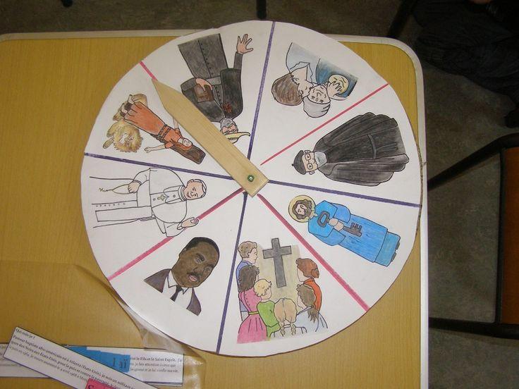 Caté : veux-tu suivre Jésus ? (pré-initiation 2013) - KT42 portail pour le caté