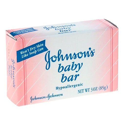 Baby bar soap
