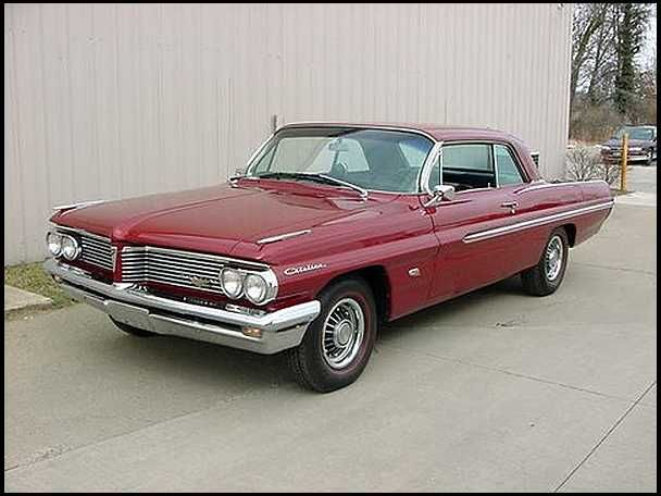 1962 pontiac catalina 2 door hardtop 389 ci 4 speed for. Black Bedroom Furniture Sets. Home Design Ideas