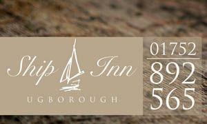 Ship Inn Ugborough Restaurant & Bar - Pub in South Devon - Eating Out - Directory | Southhams.com