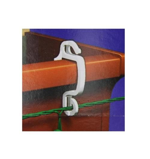 Best 25 christmas light clips ideas on pinterest for Exterior christmas light clips