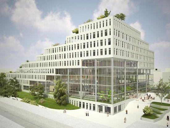 SOZAWE in Groningen, NL by NL Architects