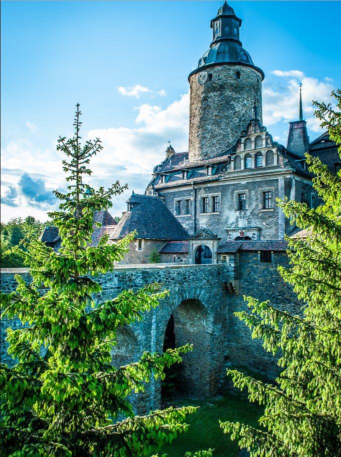 Czocha Castle - Poland