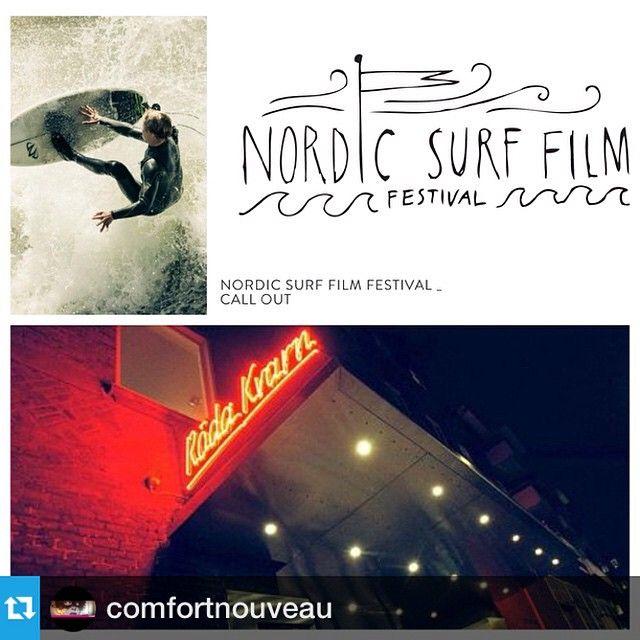 In Skåne gibt es bekanntermaßen einige gute Surfspots. Vor allem im Nordwesten der Region, bei Helsingborg. Nun findet dort am ersten Oktoberwochenende 2014 das erste Nordic Surf Film Festival statt.   #schweden #skåne #skane #helsingborg #rodakvarn #nordicsurffilmfestival #coldwatersurf #swedishmoments #visitsweden #visitswedende #sweden #tourismus #urlaub #reisen #travel #instatravel #ferien #oktober2014 #schwedisch #surf #surfing #nordicsurfersmag #moelle #wellenreiten #eatsurfsleeprepeat
