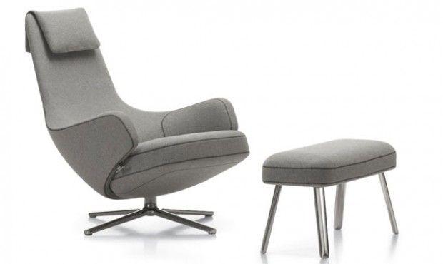 living room - Repos lenestol fra Vitra // mobelgalleriet.no