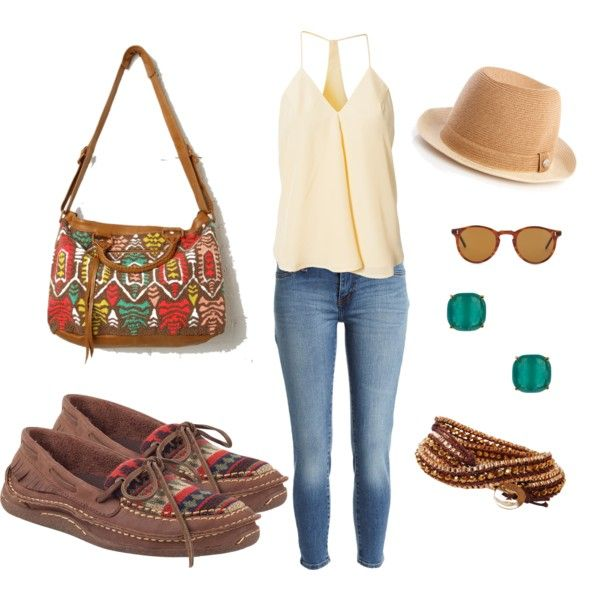 how to wear moccasins in the summer
