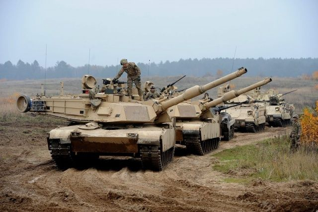 US Army Might Deploy Tanks to Bulgaria - Novinite.com - Sofia News ...
