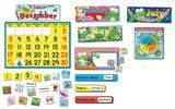 """Checkout the """"Frog Calendar Bulletin Board Set"""" product"""