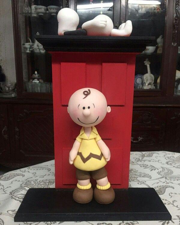#snoopy #charliebrown #porcelanafria