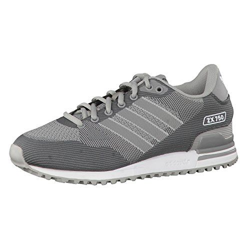 the best attitude 6168a fddc6 ... S80125 Nero Grigio mod. adidas Herren ZX 750 WV Sneakers Zoom immagine  Shoes Adidas Original Retro ZX 750 WV bb1222 Running Man Black ...