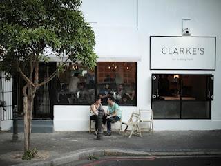 Bree Street | Clarkes