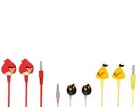 Audifonos Angry Birds Colores | Accesorios | Compugreiff