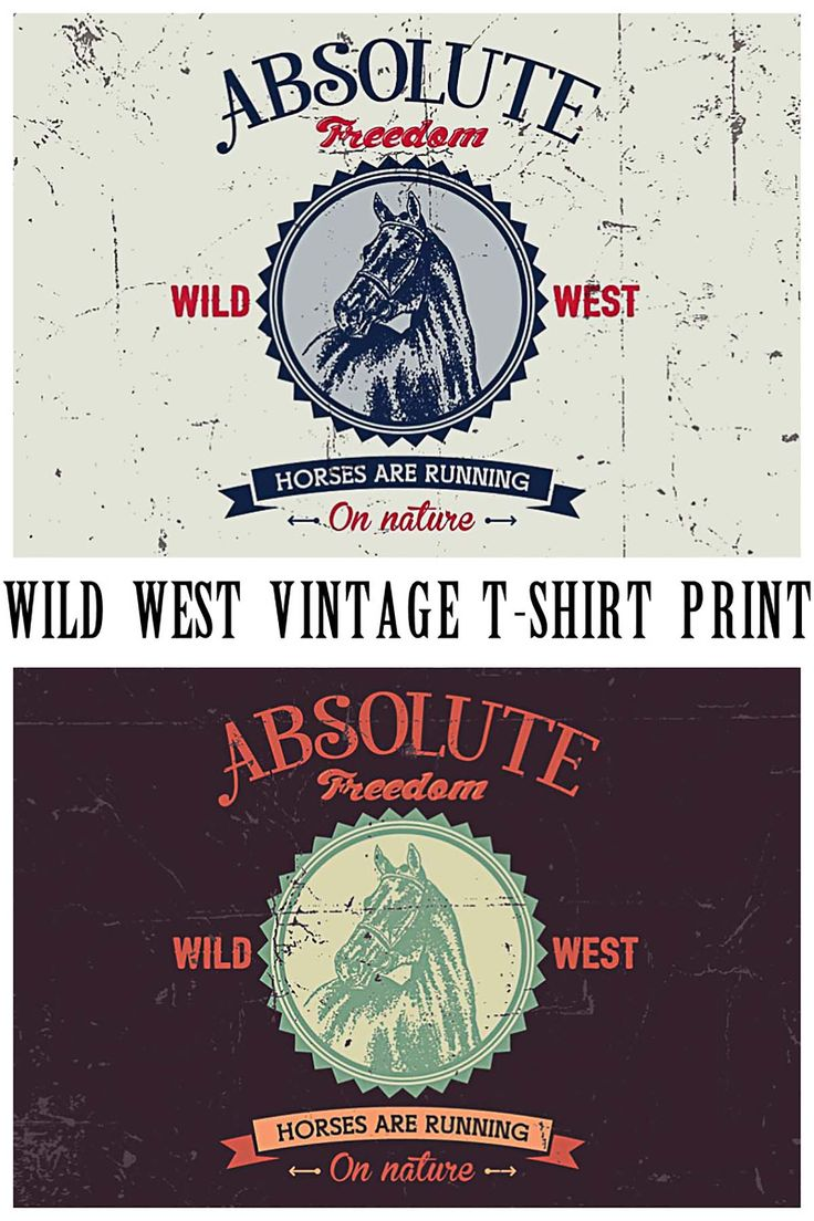 Design t shirt maker free - Absolute Freedom With Horse T Shirt Design Print Free Vector