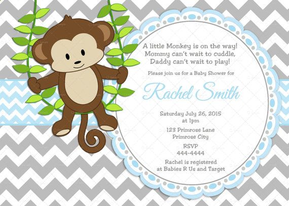 381 best images about stationary printables - baby shower, Baby shower invitations