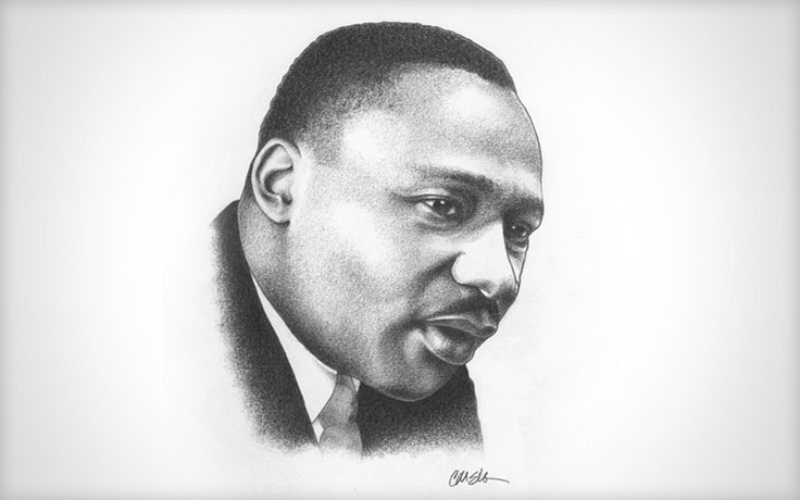 contrast between martin luther king jr history essay It was felt that for martin luther king and president obama both spoke for the people and their views at those points in political history it should not be a major point that both king and obama are both black, their speeches were aimed at everyone, black, white, and every shade in between.