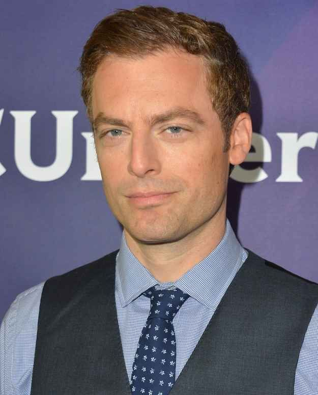 Justin Kirk | The Official Ranking Of The 51 Hottest Jewish Men In Hollywood