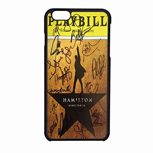 I HAVE THIS PHOTO NE CASE!!!Playbill Hamilton Signatures (iPhone 6/6s Case) Black Rub... https://www.amazon.com/dp/B01D2N3H9C/ref=cm_sw_r_pi_dp_x_D8ftyb6YDPHE7