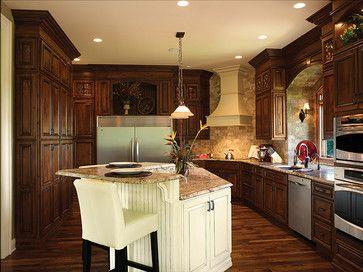 Uberlegen Shiloh Cabinetry   Traditional   Kitchen   Indianapolis   Great Kitchens U0026  Baths