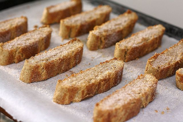 Cinnamon Sugar Biscotti: Cinnamon Sugar, Tracey Culinary, Food, Sweet Treats, Culinary Adventure, Sugar Biscotti Yummo, Baking, Recipes Cinnamon Lovin, Cookie Recipes