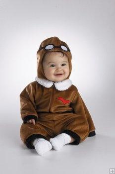 red barron pilot toddler 12 18 months halloween costume