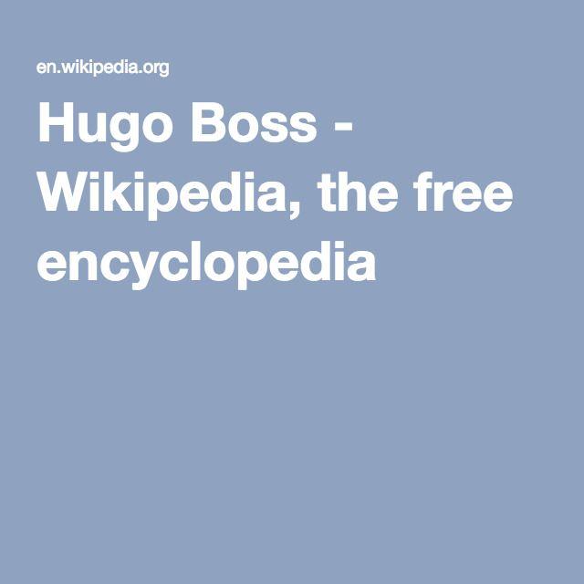 hugo boss shoes wikipedia wikipedia articles books