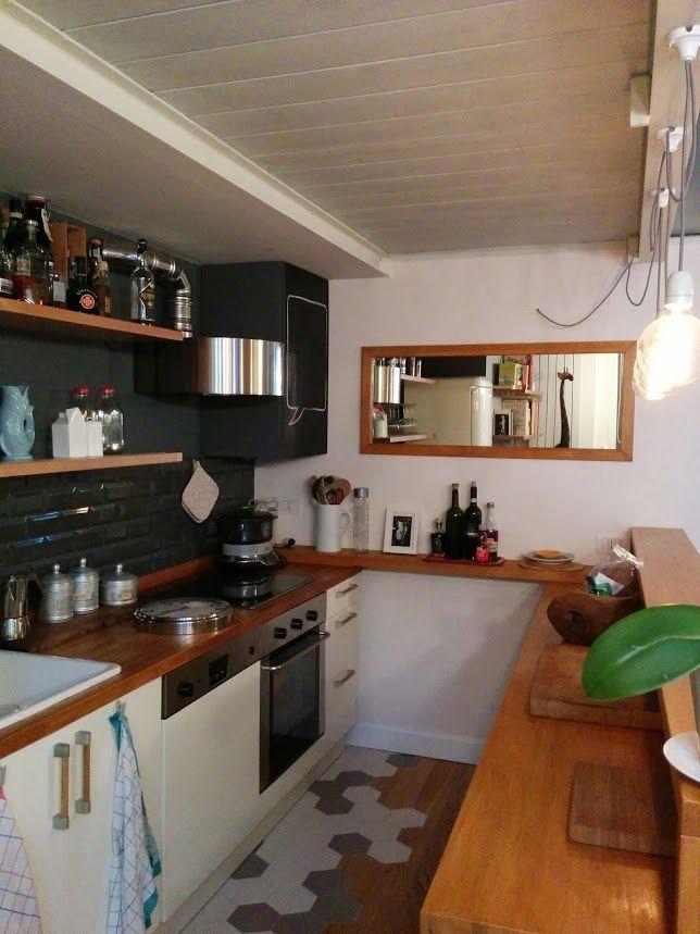 Mattonelle esagonali cucina idee per la casa - Mattonelle esagonali cucina ...