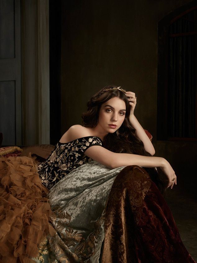 Reign Adelaide Kane Wallpaper on Queen B Clip Art