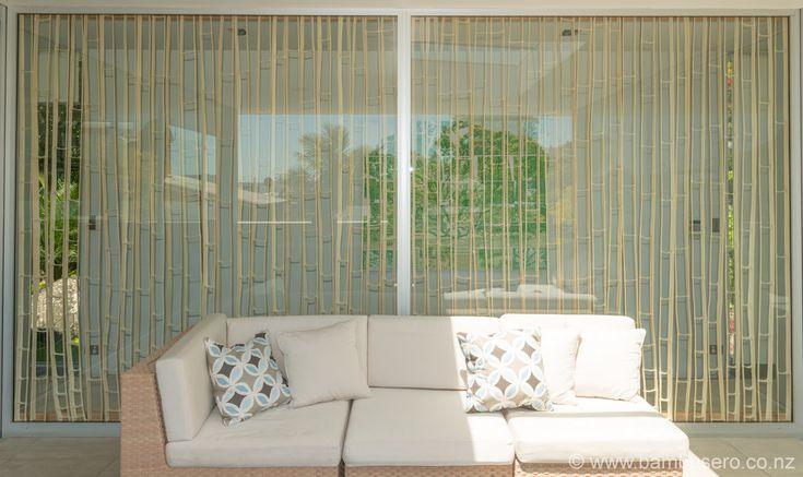 Bamboo fencing | Bamboo panels | New Zealand | Bambusero
