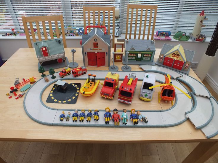 Best Fireman Sam Toys Kids : Best images about kids terrific toys on pinterest