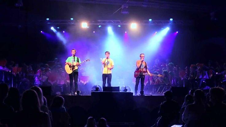 KAJ - Bärgandis Begaistra Live med Närpes skolmusikkår