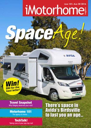 Issue 101 of iMotorhome magazine is on the website now. Enjoy!