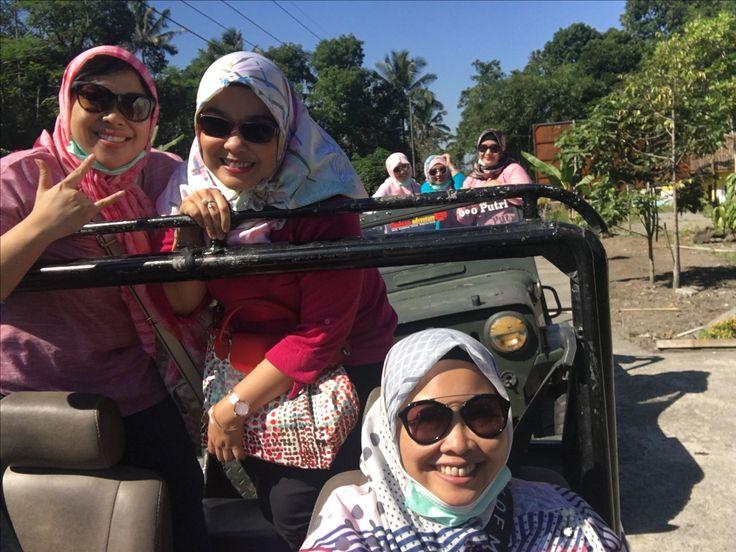Ride jeep #lavatour