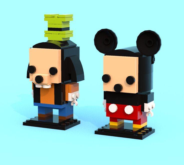 186 Best LEGO® Disney & Pixar Images On Pinterest