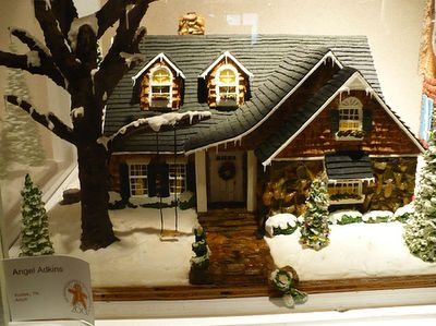 Amazing Gingerbread Houses - Bing Images