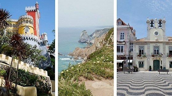 How to visit Sintra, Cabo da Roca and Cascais in one day