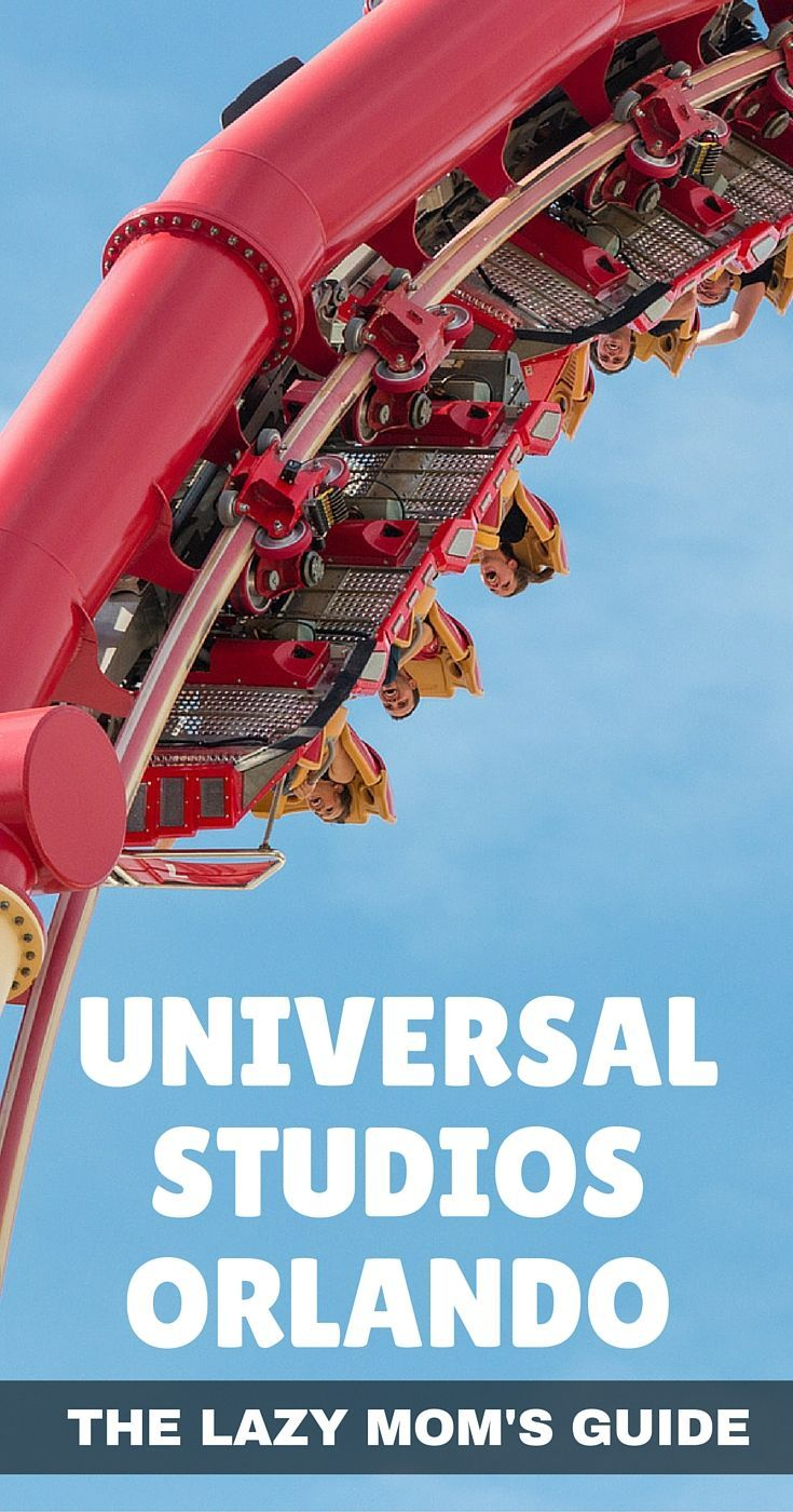 The Lazy Mom's Guide To Dominating Universal Studios Orlando. Does the idea of taking your family to Universal Studios Orlando sound too hard? There's flights, transport, a hotel, theme park tickets, research restaurants, plus other activities in the area. Don't get stressed, just use my ultimate guide for Universal Studios Orlando that is perfect for any mom… even if you're super duper lazy. It includes all the essential info you need to know to make smart decisions without wasting half a…