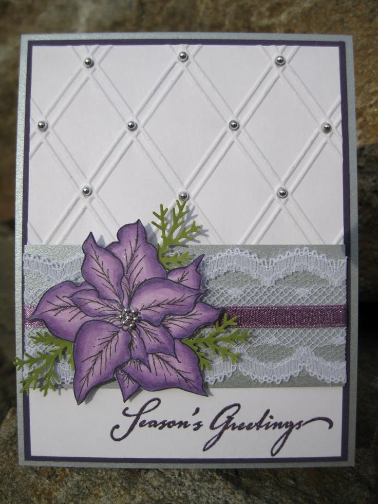 30 best cards scoring board images on pinterest card for Elegant christmas card ideas