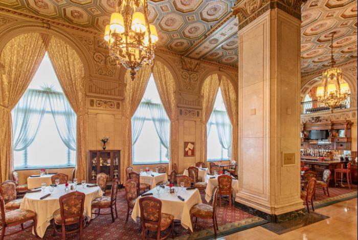 Best Lobby Bar in Louisville | The Brown Hotel | Hotels in Louisville, KY