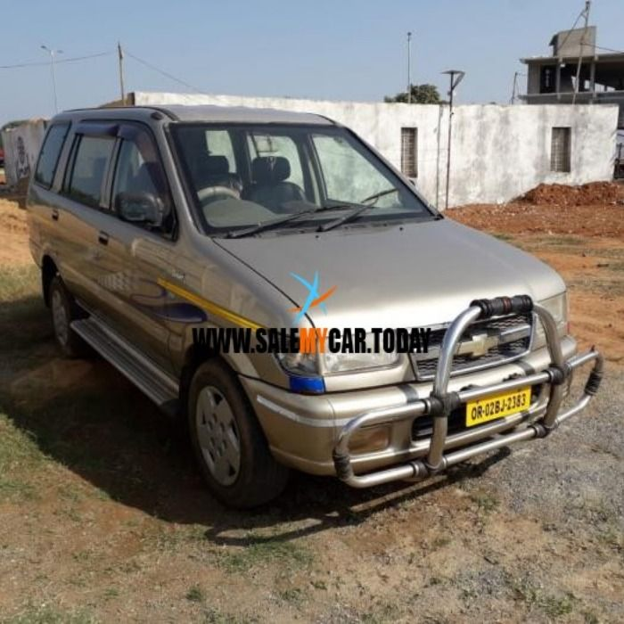 Salemycar Today Second Hand Tavera For Sale In Bhubaneswar Usedcar