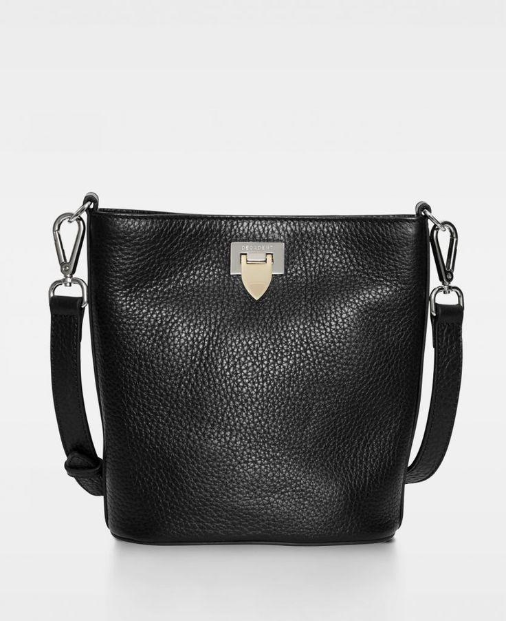 Decadent small bucket bag #decadent #superlovedk #gaveide