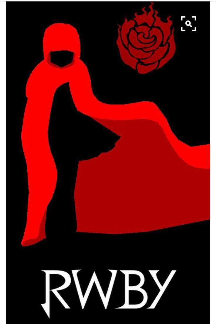 Ruby Rose Rwby Red Velvet Cake