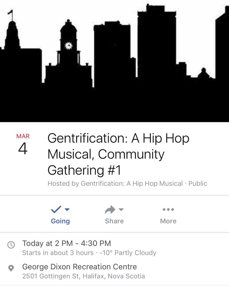 TODAY. 2pm Want to get involved in making a hip hop musical about the north end!? . We are making a hiphop musical about gentrification and how it's affecting our neighbourhood the Halifax North End. . Join us for community gathering #1 where we will introduce the project talk about how you can get involved and start collecting stories. This is a community arts project - together we can make a difference .  Childcare and snacks provided!