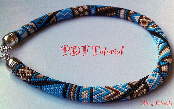 The 21 Best My Bead Crochet Pattern Images On Pinterest Bead