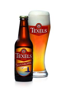 Skuumkoppe - a great beer from the island Texel #texel #bier www.facebook.com/texelbierdeutschland