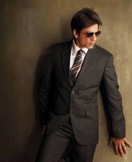 SRK ShahRukh Khan (b. 2 Nov 1965) Bollywood Actor - Often referred to as 'King Khan' is considered to be one of the biggest film stars in cinematic history. Newsweek named him one of the 50 most powerful people in the world. Khan has an estimated net worth of over US$ 600 million. His contributions to the film industry have given him 14 Filmfare Awards from 30 nominations. His 8 Filmfare Best Actor Award wins make him the most awarded Bollywood Star ever - #SRK #Shahrukh #Bollywood