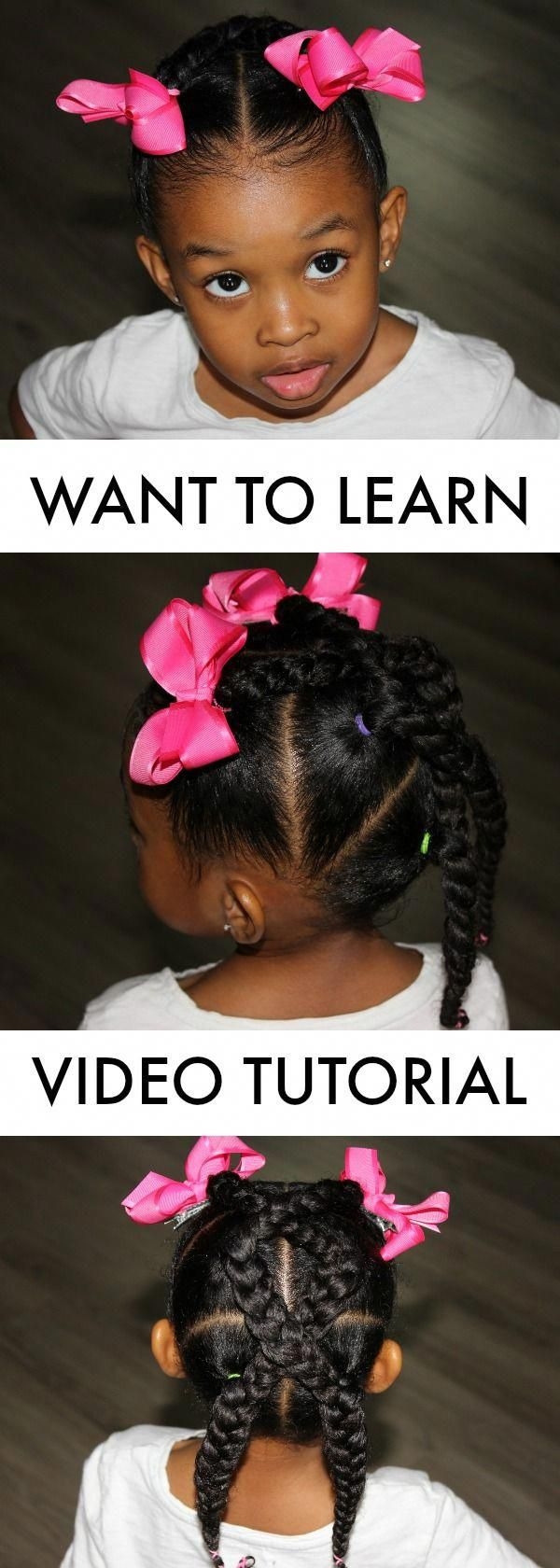For my baby girl  #kidshairstyles