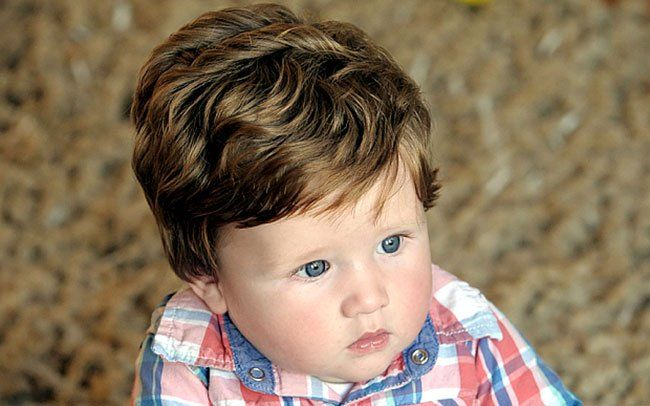 20 Babies Born With The Fullest Heads Of Hair You Ve Ever Seen In 2020 Baby Boy Hairstyles Baby Boy Haircut Styles Baby S First Haircut