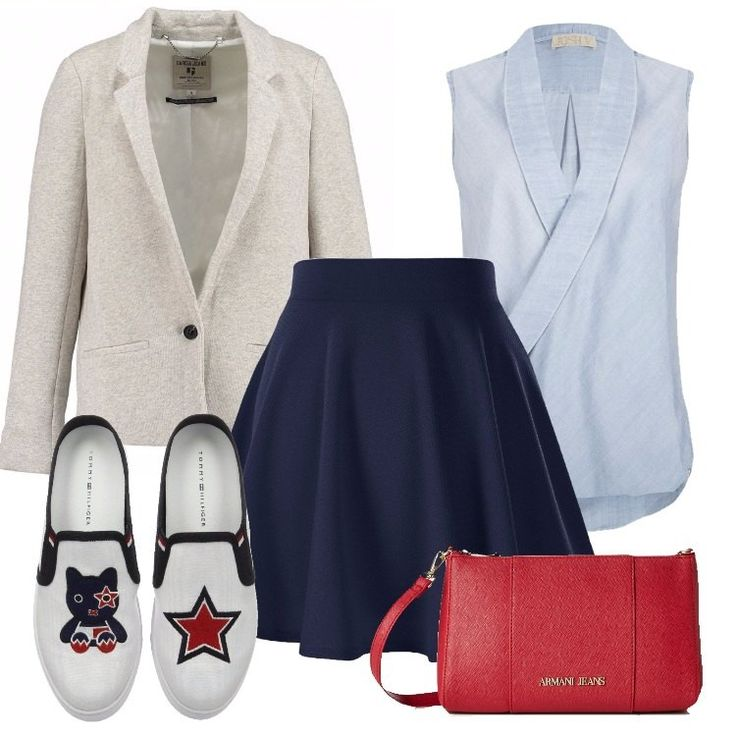 Outfit Adorate sneakers