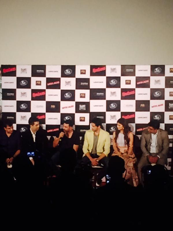 brothers movie trailer release event